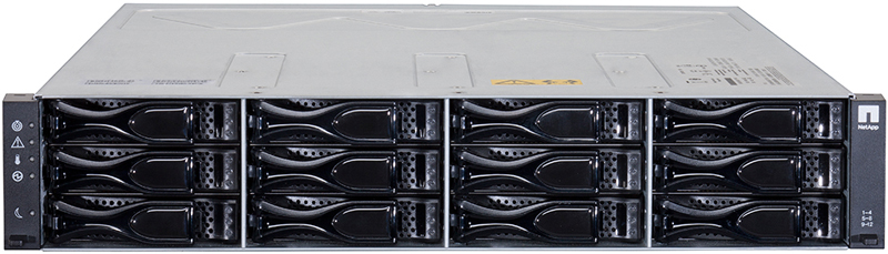 E2712 System Shelf and DE1600 Disk Shelf