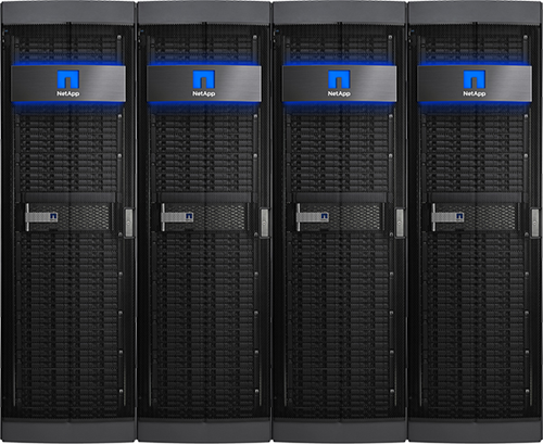 NetApp Data Storage Systems and Hardware