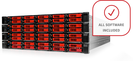 SolidFire SF-Series Hardware