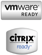 VMware Ready and CItrix Ready