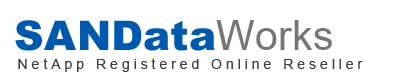 SANDataWorks.com - NetApp Authorized Partner